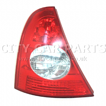 GENUINE RENAULT CLIO MK2 2001 TO 2005 REAR PASSENGER SIDE LAMP LIGHT CLUSTER